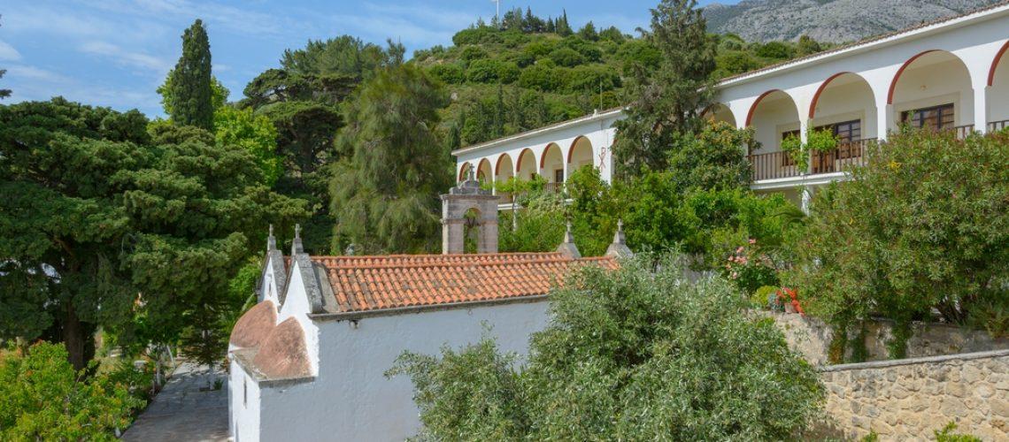 Μοναστήρι του Αγίου Γεωργίου του Γοργολεήμονα ή Γοργολαΐνη